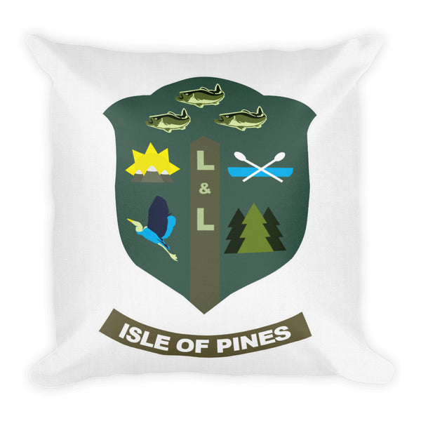 Isle of Pines Premium Pillow