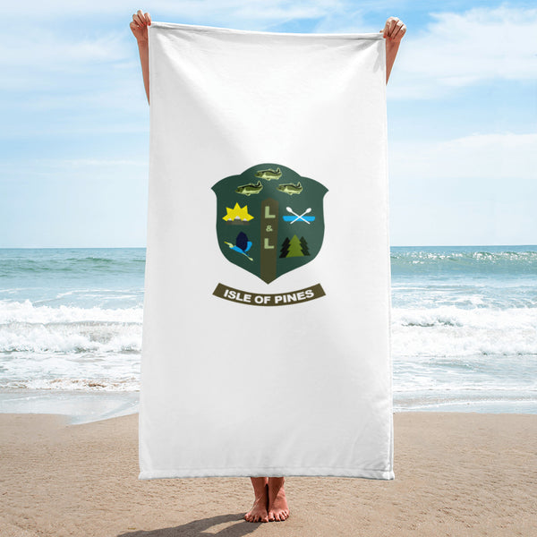 Isle of Pines Towel