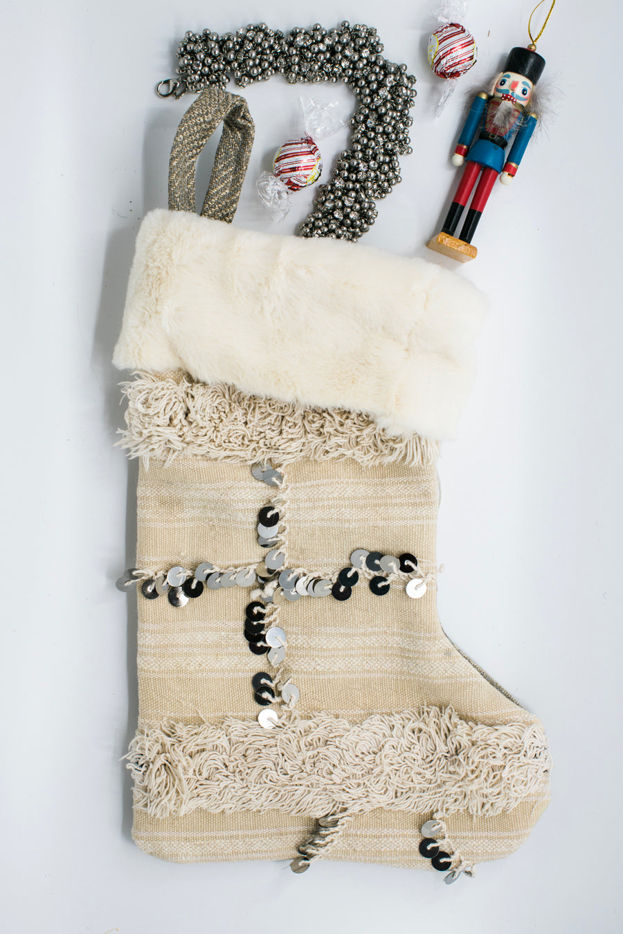 Large Christmas Stocking #4