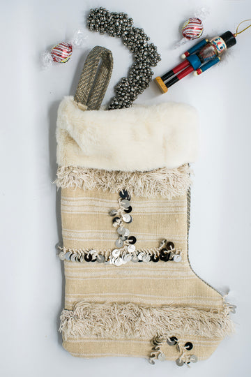 Large Christmas Stocking #6