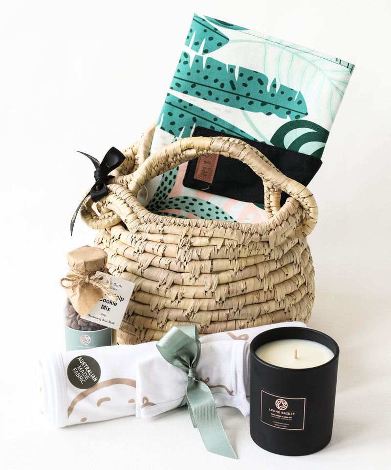 PURE LOVE FAMILY BASKET