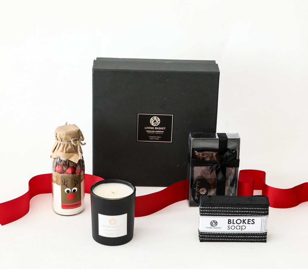 LITTLE SAINT NICK FAMILY GIFT BOX