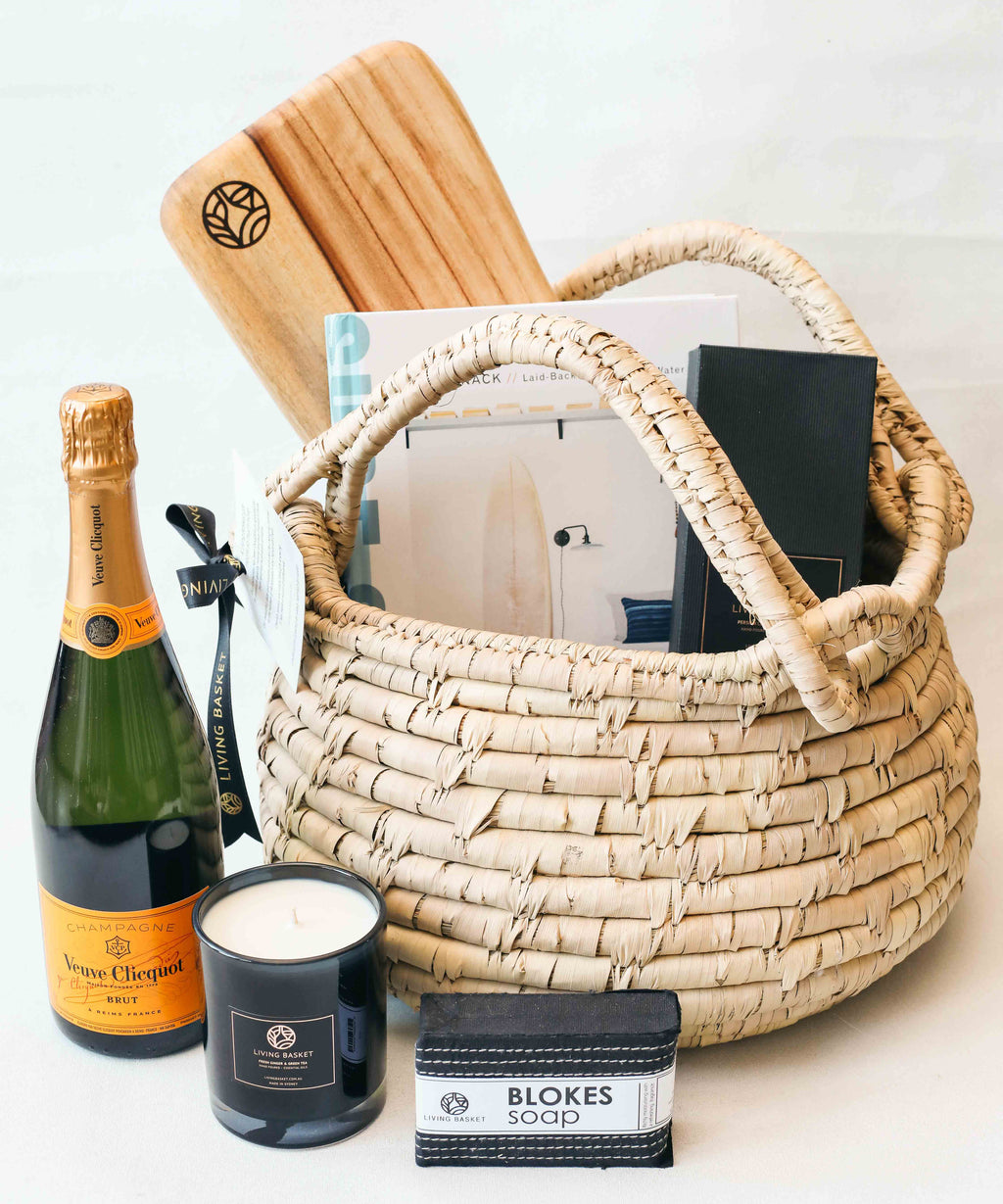 LUXURY BEACHSIDE FAMILY CELEBRATION BASKET