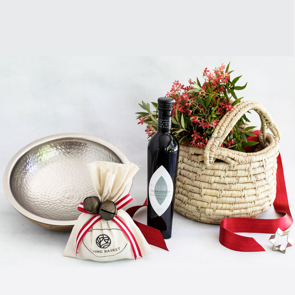 FESTIVE FEASTING SIGNATURE BASKET