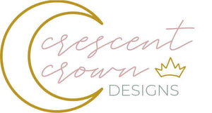 Crescent Crown Designs Rebrand