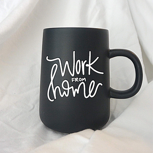 Work From Home | 15 oz Coffee Mug