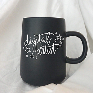 Digital Artist | 15 oz Coffee Mug