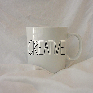 CREATIVE | 12 oz Coffee Mug