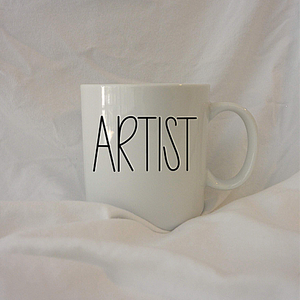 ARTIST | 12 oz Coffee Mug