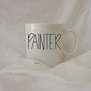 PAINTER | 12 oz Coffee Mug