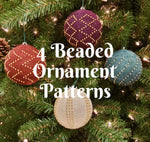 Chaos Ornament Sleeves - Beaded - Knit