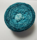 Teal Heaven - Gradient - MS Sock 100 - Crafting My Chaos