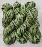 Dill Relish - Speckle - MS Sock 100