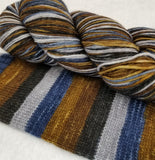 5 SteamPunk - Self-Striping - MS Sock 100 - Crafting My Chaos