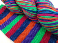 5 Snugglebug - Self-Striping - MS Sock 100 - Crafting My Chaos