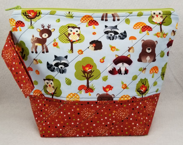 Baby Animals - Project Bag - Medium