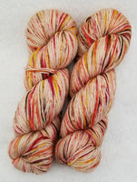 Autumn Frost - Speckle - MS Sock 100 - Crafting My Chaos