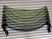 My Happy Place Shawl - Knit