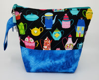 Tea Time - Project Bag - Small