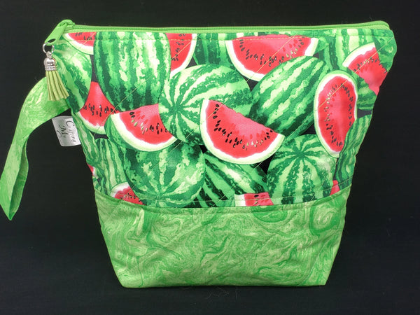 Watermelon -  Project Bag - Small