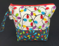 Christmas Lights - Project Bag - Small