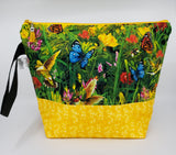 Butterflies - Project Bag - Medium