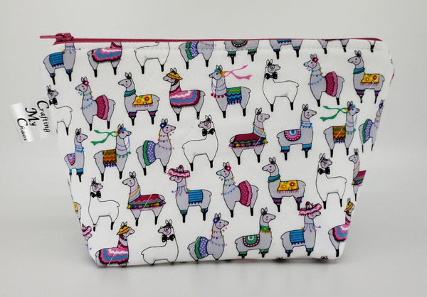 Little Llamas - Notions Bag