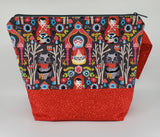 Little Red Riding Hood - Project Bag - Medium