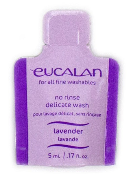 Eucalan Woolwash - Single - Lavender