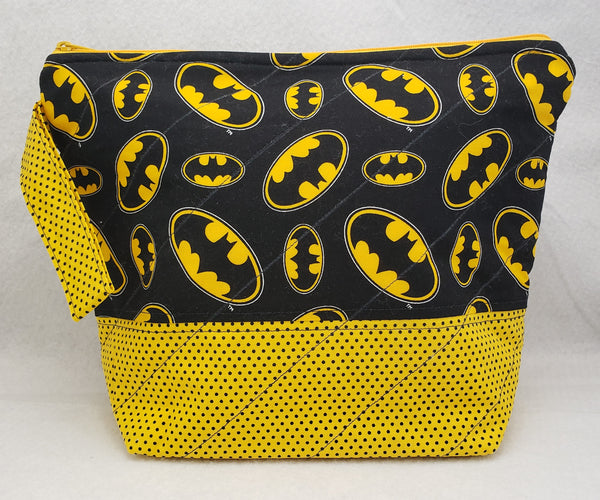 Batman - Project Bag - Medium - Crafting My Chaos