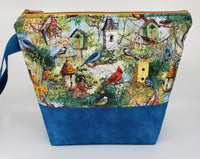 Birds of a Feather - Project Bag - Medium