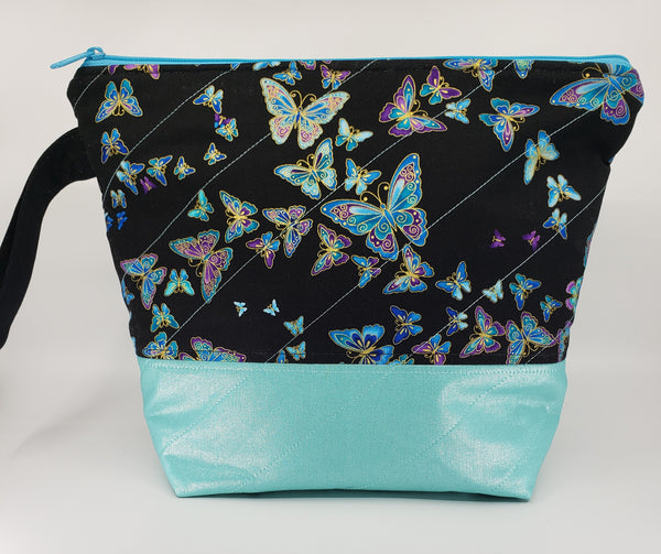 Fancy Butterflies - Project Bag - Medium