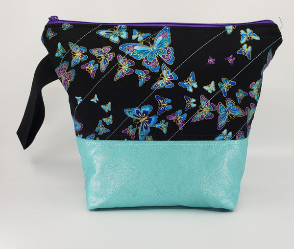 Fancy Butterflies - Project Bag - Small