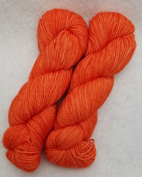 Hot Orange - Tonal Twist 50 - Crafting My Chaos