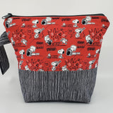 Snoopy and Schroeder - Project Bag - Small