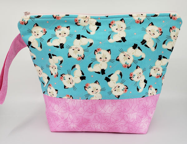 Kittens - Project Bag - Medium