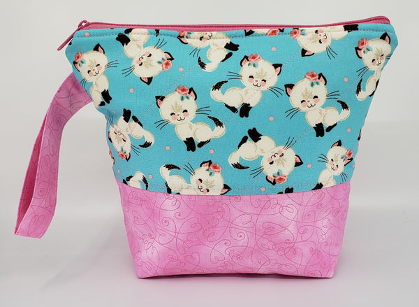 Kittens - Project Bag - Small