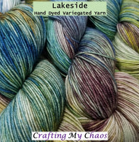 Lakeside - Variegated Merlin 100 - Crafting My Chaos