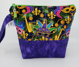 Mardi Gras - Project Bag - Small