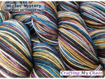 Merlot Mystery - Variegated Merlin 100 - Crafting My Chaos