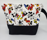 Mickey - Vintage - Project Bag - Medium