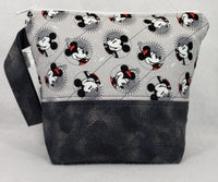 Mickey Mouse - Project Bag - Small - Crafting My Chaos