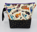 Music Galore - Project Bag - Small