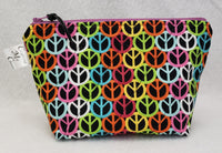 Peace - Notions Bag - Crafting My Chaos