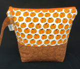 Pumpkin Spice Light - Project Bag - Small