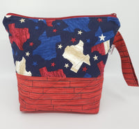 Red Barn Texas - Project Bag - Small