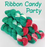 Ribbon Candy Party - MS Sock 100