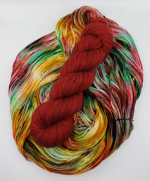 Yarn Kit - Fiesta/Candied Apples