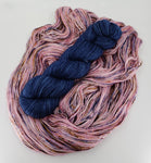 Yarn Kit - Pink Punk/Denim