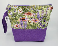 Spring Flowers - Project Bag - Small